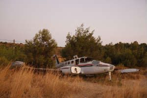 Aircraft Engine Failure Injures Couple!
