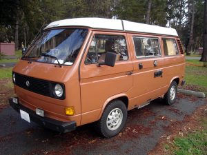 VW Vanagon: A Staple In Road Living