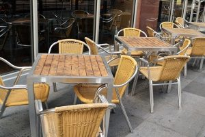 Restaurants Reopen Patios In  Colleyville