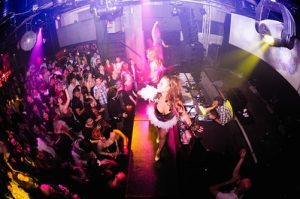 Warehouse Party Defies State Orders