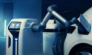 Volkswagen Has A Robot That Can Charge The EVs For You