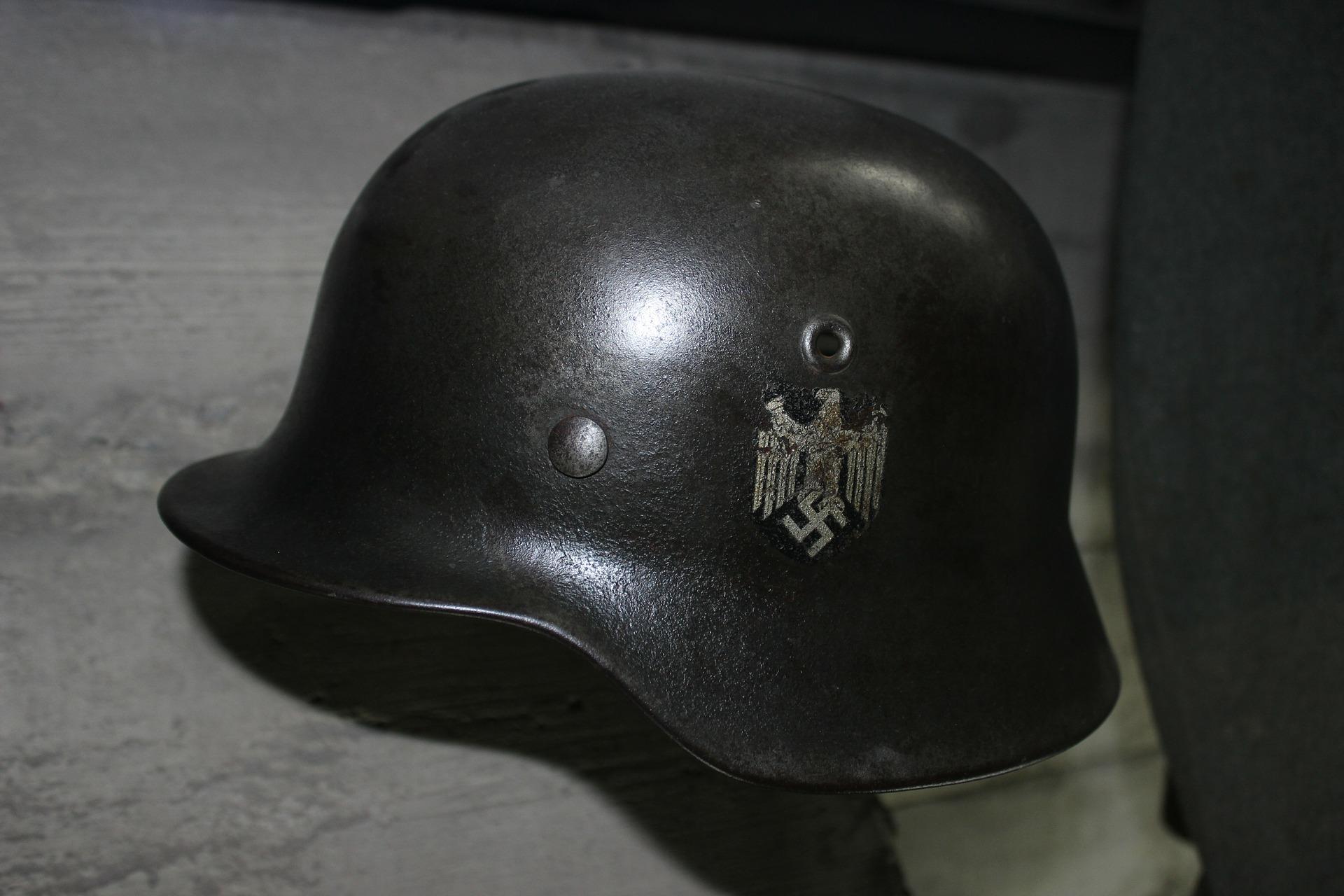 Headstones Bearing Swastikas Removed