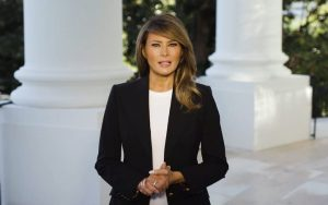 Melania Trump Thanks Truckers: The First Lady Is For The Freights
