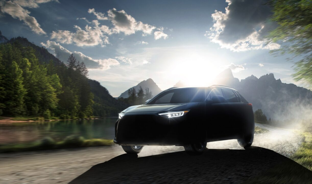 Subaru Hints At An All-Electric SUV Arriving In The Form Of The Solterra