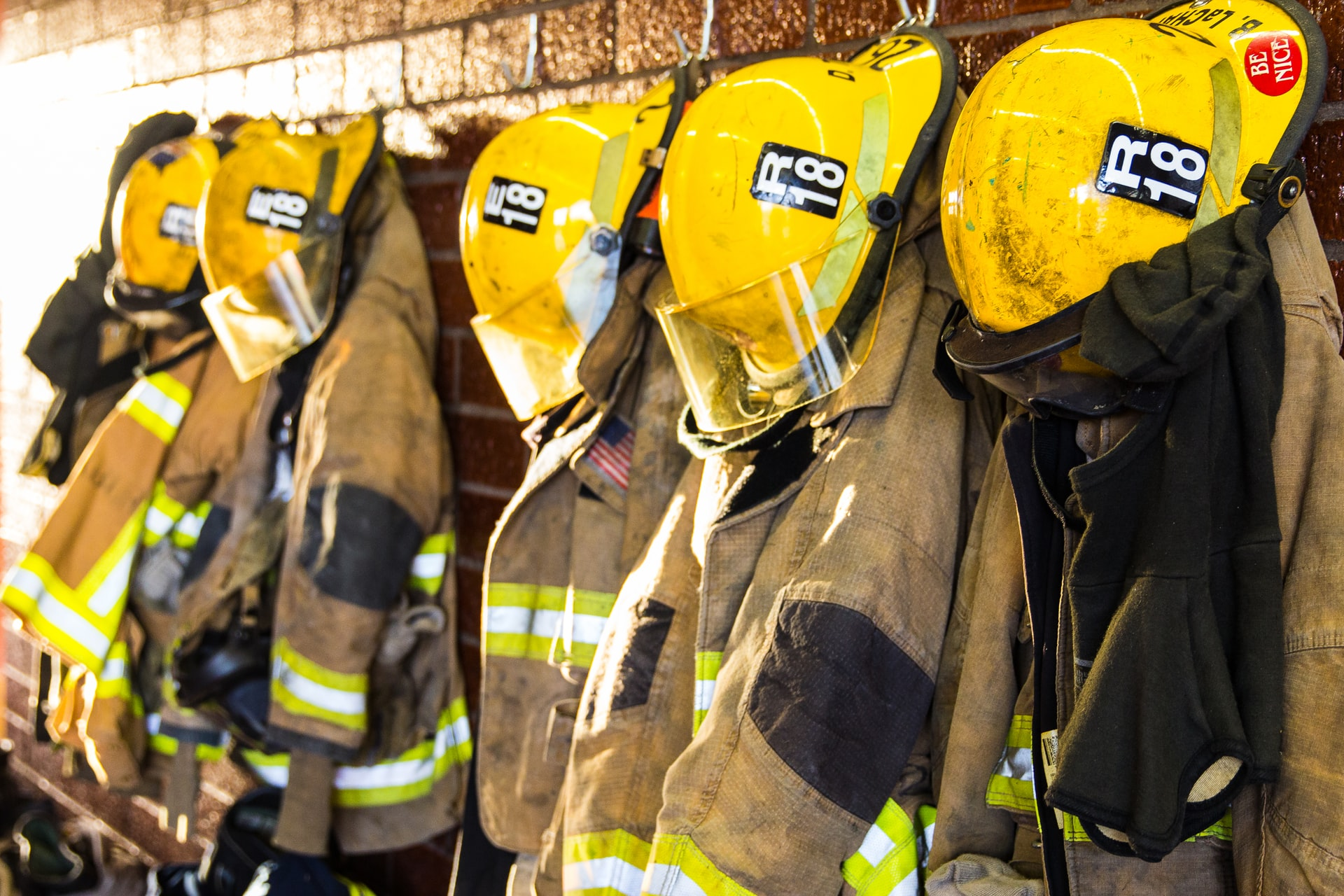 Panel Orders Back Pay to Firefighter Who Bit off Man's Eyebrow
